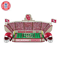Boomer Sooner Masterpiece Edition Sculpture