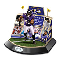 Ray Lewis Retirement Signature Moments Stadium