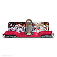 St. Louis Cardinals 2011 World Series Celebration Train Car