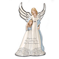 My Precious Daughter Musical Angel Figurine