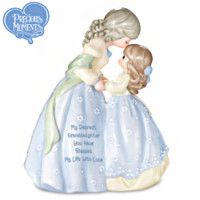 Precious Moments My Dearest Granddaughter Figurine