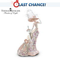 Catherine's Daydream In The Lily Garden Figurine