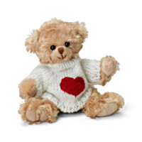 Oliver The I Love You Bear