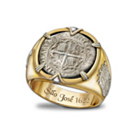 Sao Jose Men's Ring