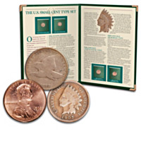 U.S. Small Cent Coins