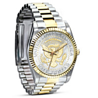 Official JFK Half Dollar Presidential Watch