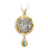 Sao Jose Sunken Treasure Pendant Necklace