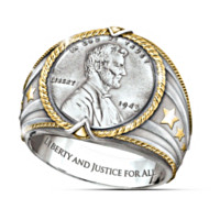 American Hero Men's Ring