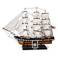 The USS Constitution Commemorative Ship