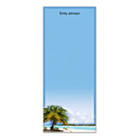 Tropical Paradise List Note Pads