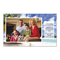 Tropical Paradise Photo Insert Cards