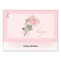 Hope Springs Eternal Folded Note Cards