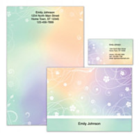 Reflections Personalized Stationery