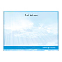 New Day Flat Note Cards