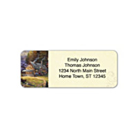 Cabin Escape Address Labels