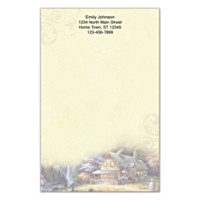 Cabin Escape Large Note Pads