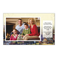 Cabin Escape Photo Insert Cards