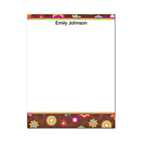 Floral Fun Small Note Pads