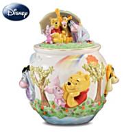 Winnie The Pooh Jars