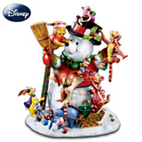 Pooh Holiday Ornaments / Figurines