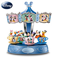 Mickey Collectibles - Carousels