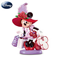 Minnie Mouse Shopping with Hattitude