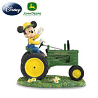 Mickey Collectibles - John Deere Figurine