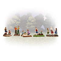 Playground Pals Summer Figurine Set