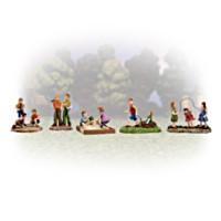 Playground Pals Summer Figurine Set