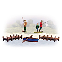 Shoreline Pastimes Figurine Set