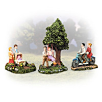 Joys of Summer Figurine Set