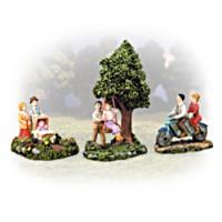 Joys of Summer Figurine Set