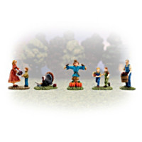 Thanksgiving Blessings Figurine Set