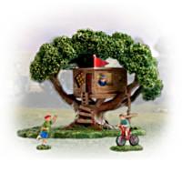 Take A Bough Tree House Figurine Set