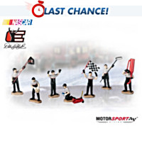 Dale Earnhardt Intimidator Express Collectible Train Accessory Collection