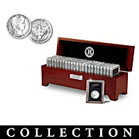 The Complete Barber Silver Half Dollar Coin Collection