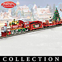 Rudolph Train Collection