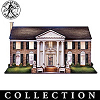 Elvis Presley Graceland House Collection