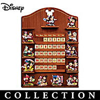 Mickey And Minnie Together Forever Perpetual Calendar