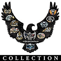 Ride Hard, Live Free Belt Buckle Collection