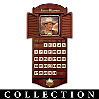 John Wayne Perpetual Calendar Collection