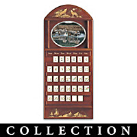 Sentinels Of The Seasons Calendar Collection