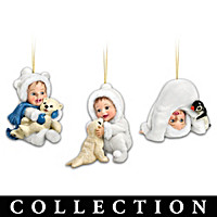 Cool Cuties Ornament Collection