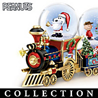 Peanuts Wonderland Express Train Collection