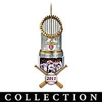 St. Louis Cardinals Ornament Collection