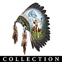 Spirits Of The Warrior Wall Decor Collection