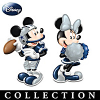 Spice Up The Season Cowboys Salt & Pepper Shaker Collection
