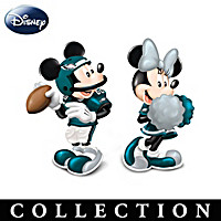 Spicing Up The Season Eagles Salt & Pepper Shaker Collection