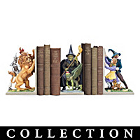 The Wonderful Wizard Of Oz Bookends Collection