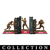 Ohio State Buckeyes Football Legacy Bookends Collection